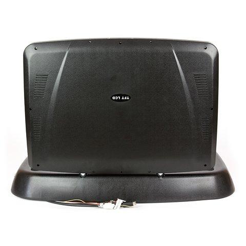 Pantalla de techo 19 pulgadas con DVD (color negro) Vista previa  3