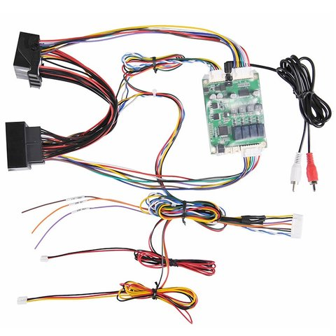 AUX Module for Mercedes-Benz with NTG 5.0 / NTG 5.5 System Preview 1
