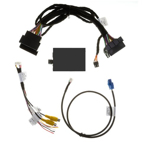 Front and Rear View Camera Connection Adapter for Mercedes-Benz with NTG4.5 System Preview 6