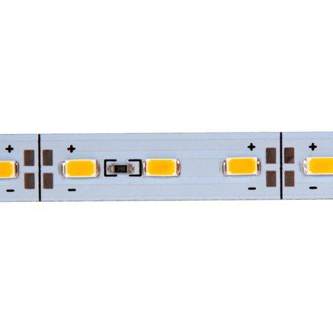 Светодиодная линейка на алюминиевой основе, 50 см, 5630, WW (теплый белый), 6 Вт - Просмотр 2