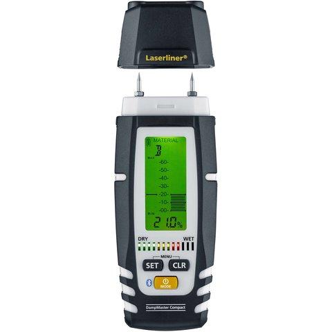 Вологомір Laserliner DampMaster Compact Plus Прев'ю 2