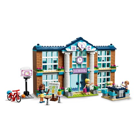Конструктор LEGO Friends Школа Хартлейк-Сіті 41682 Прев'ю 3